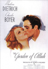 The Garden of Allah 1936 DVD - Marlene Dietrich / Charles Boyer